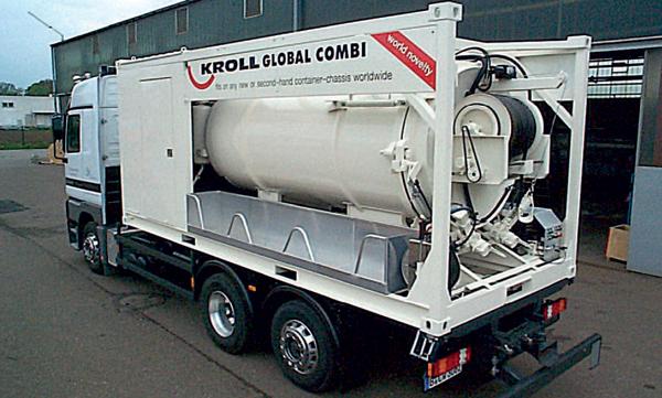 Установки контейнерного типа