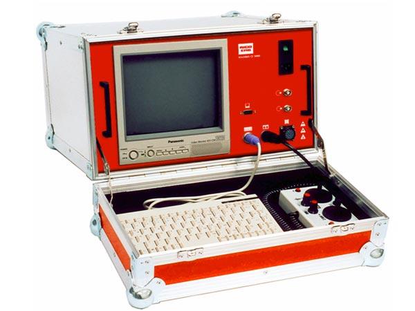 Телеинспекция и видеодиагностика труб МАКСИМА